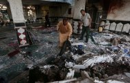 Suicide bombing at Kabul religious gathering kills 50