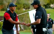 Golf: Phil Mickelson beats Tiger Woods in a $9m winner-takes-all showdown