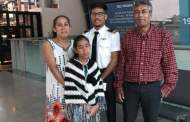 Son of missing Mauritius boat captain proud of dad