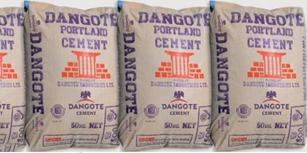 Dangote: Cement price from our Factories is between N2,450 and N2,510 per Bag, VAT inclusive
