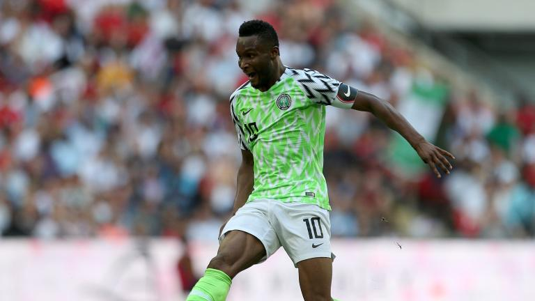 Image result for Mikel and Ndidi