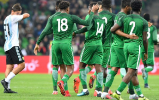 FIFA Ranking : Nigeria Africa's Ninth Best Team, 51st In The World