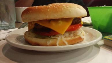 cheeseburger fuel