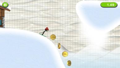 stickman ski racer android