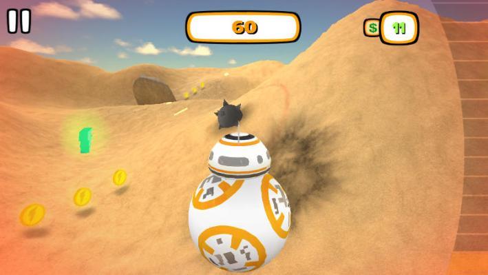 bb 8 the droid awakens screenshot