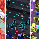Crossy Road: how old games influence new games