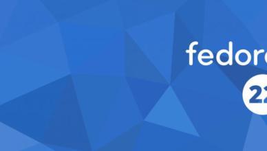 fedora 22 logo