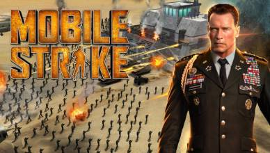 mobile strike arnold