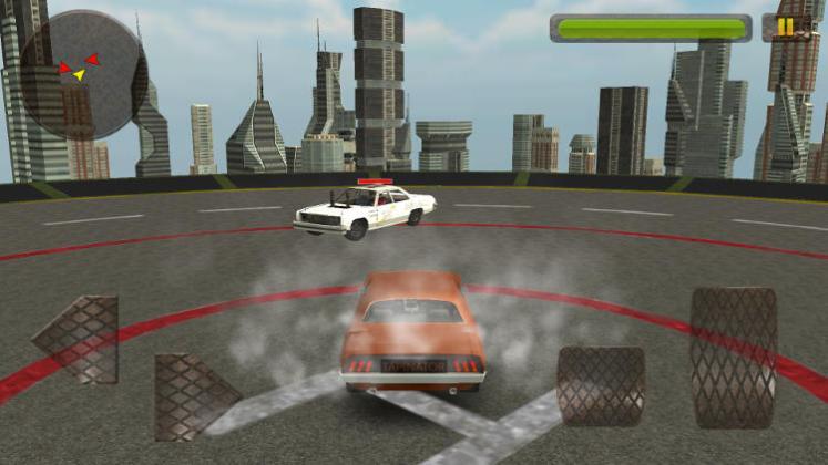 car wars demolition derby dubai