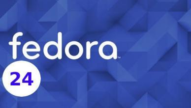 fedora 24 logo