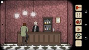rusty lake theatre barfly bartender