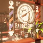 Let's chill out and play Barbershop Simulator
