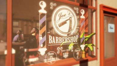 barbershop simulator screenshot