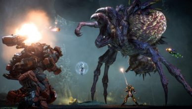 anthem screenshot creature