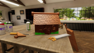 woodworking simulator birdhouse