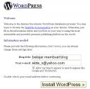 wordpress-welcome