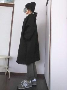 濱田明日香のブルゾン着画