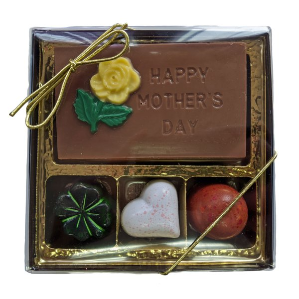 Artisan Truffle Gift Box with Sentiment Bar