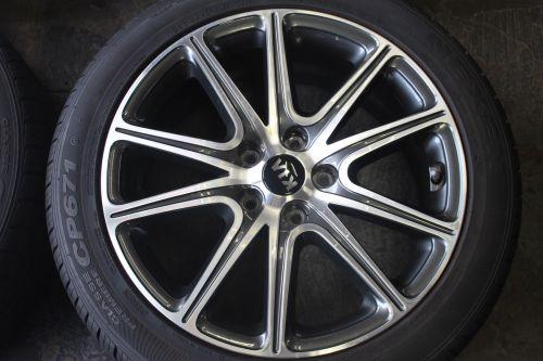 "Set of Four 2017 18"" Kia Soul OEM Rims Tires Wheels 235/45R18 94V 7"