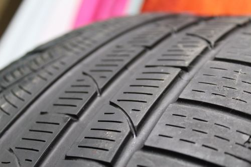TWO-Used-24550R18-2455018-Pirelli-SottoZero-Passenger-Tires-Pair-4010-RFT-272636186553-7-1.jpg