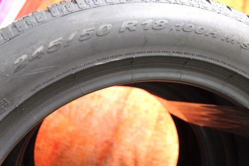 TWO-Used-24550R18-2455018-Pirelli-SottoZero-Passenger-Tires-Pair-4010-RFT-272636186553-8-1.jpg