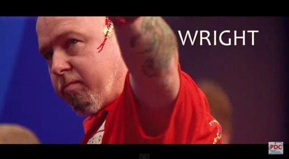 2015 Sydney Darts Masters Peter Wright