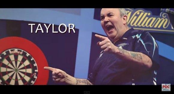 2015 Sydney Darts Masters Phil Taylor