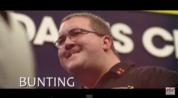 2015 Sydney Darts Masters Stephen Bunting