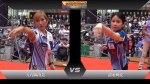 Darts Gate Ladies 第1戦 3回戦 大内麻由美 清水舞友