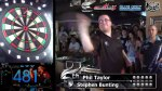 Phil Taylor Stephen Bunting Phoenix HK Darts Exhibition