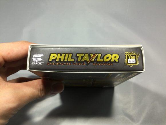 TARGET Phil Taylor POWER 9FIVE ORIGINAL Generation 3 SOFT TIP ターゲット フィル・テイラー パワー 9ファイブ ジェネレーション3 ソフトチップ