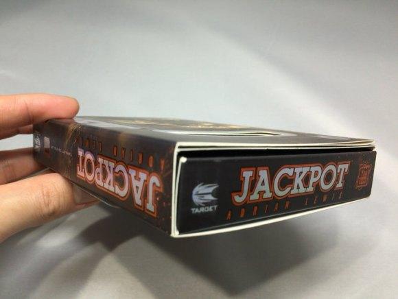 TARGET Adrian Lewis JACKPOT JAPAN EDITION SOFT TIP ターゲット エイドリアン・ルイス ジャックポット ジャパンエディション ソフトチップ