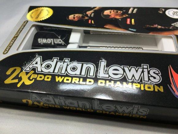 TARGET Adrian Lewis GEN 1 STEEL 25g ターゲット エイドリアン・ルイス ジェネレーション1 スティール