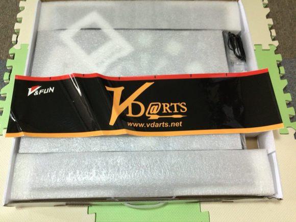 VDarts H2 通信対戦機能 家庭用 グローバルオンラインダーツボード