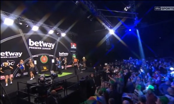 betway 2016 Premier League Darts stage