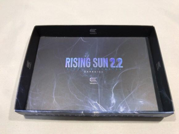TARGET 村松治樹 RISING SUN 2.2 Steel