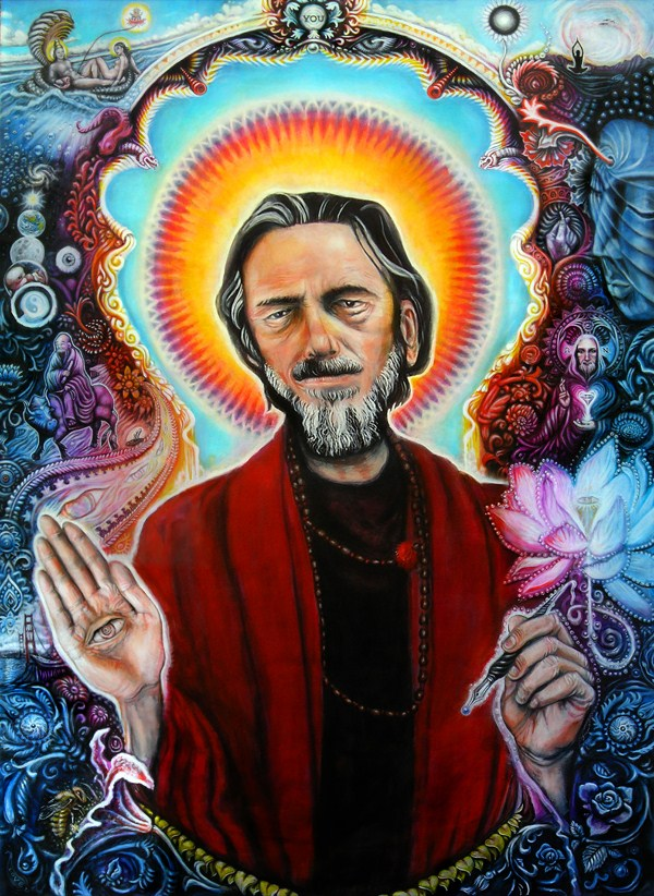 Image result for alan watts by randall roberts