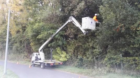Sécurisation de la route