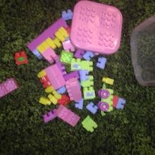 jouets par terre