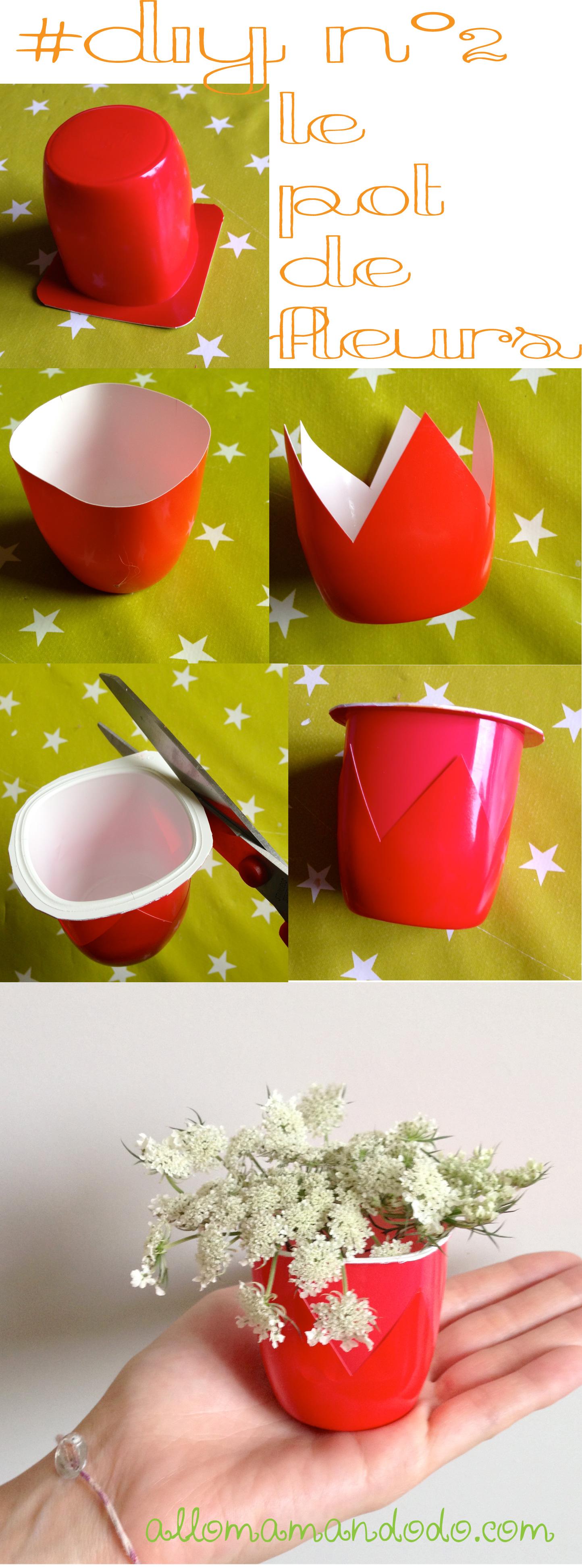 3 diy faciles et rapides pour les enfants avec des pots de. Black Bedroom Furniture Sets. Home Design Ideas