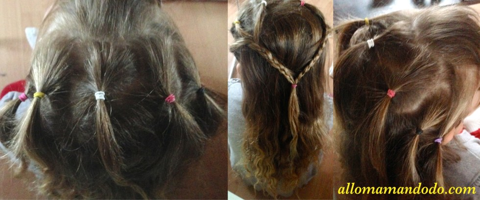 coiffure fille looms