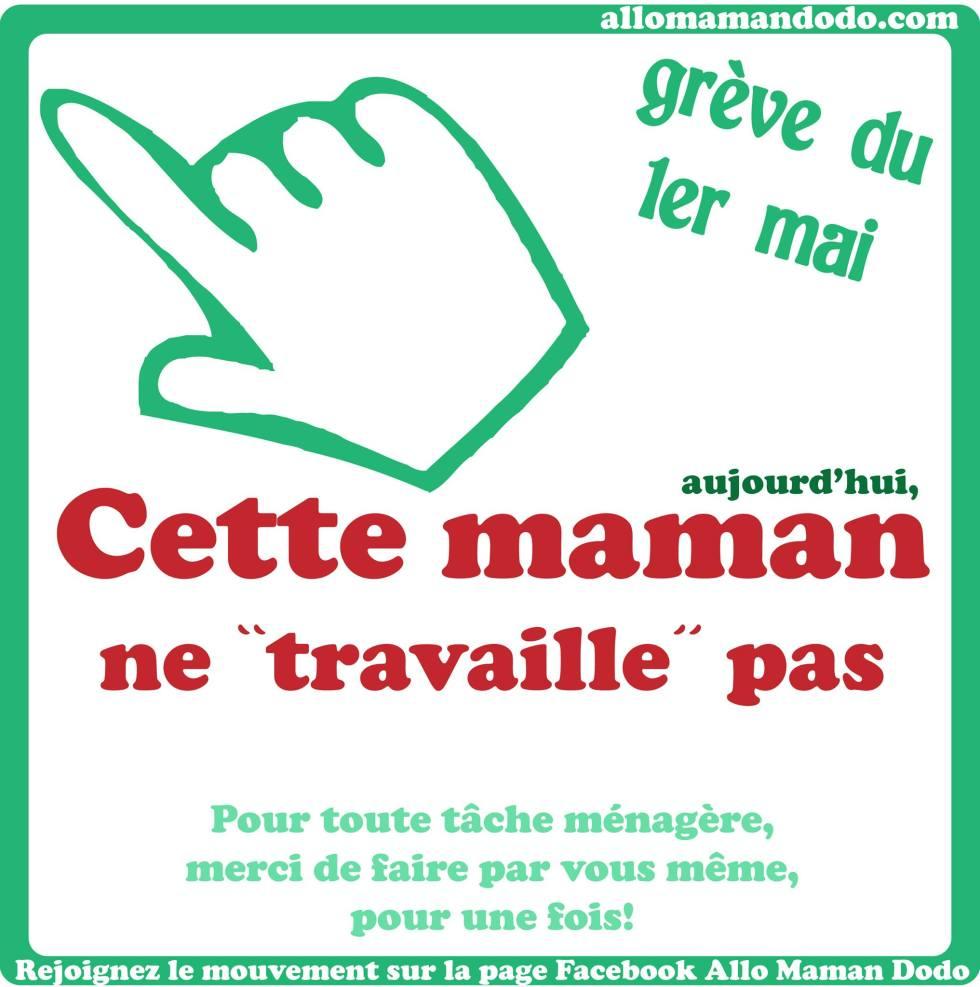 grève des mamans