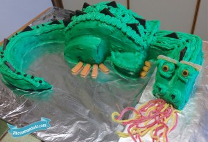 gateau dragon