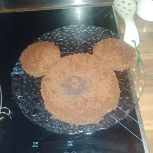 gateau mickey cake