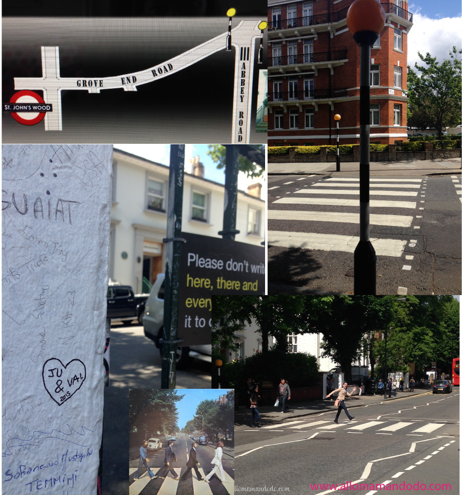 londres abbey road