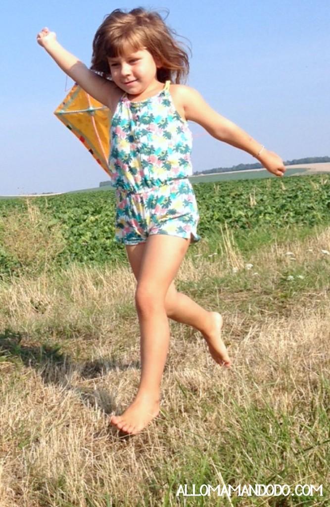 kid kite cerfvolant