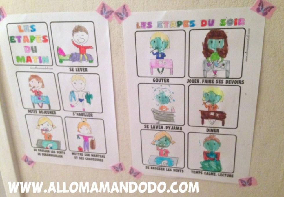 fiches a imprimer gratuit journée enfant