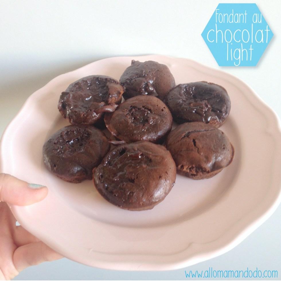 fondant chocolat maman