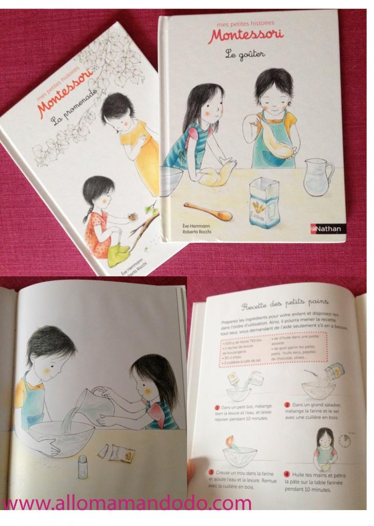 livre montessori enfant