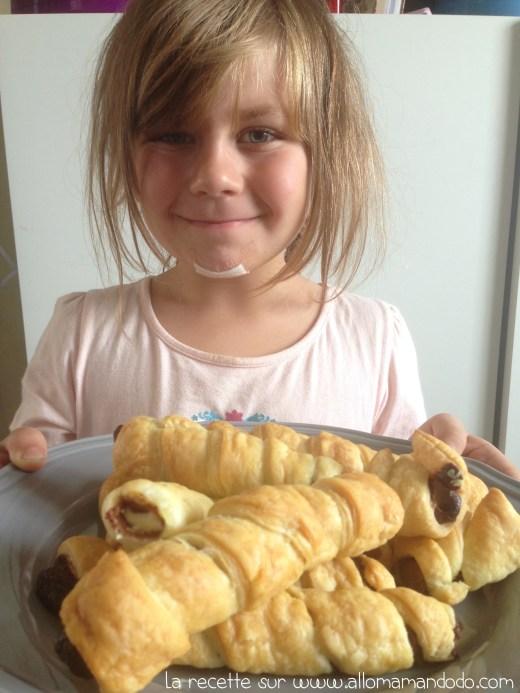 recette Kinder pate feuilletée